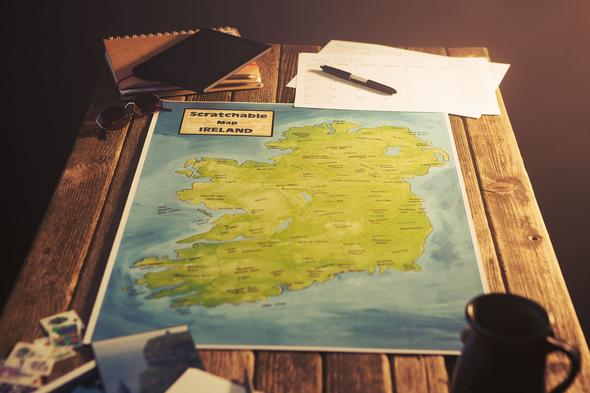 My 'Sights of Ireland' Wish List